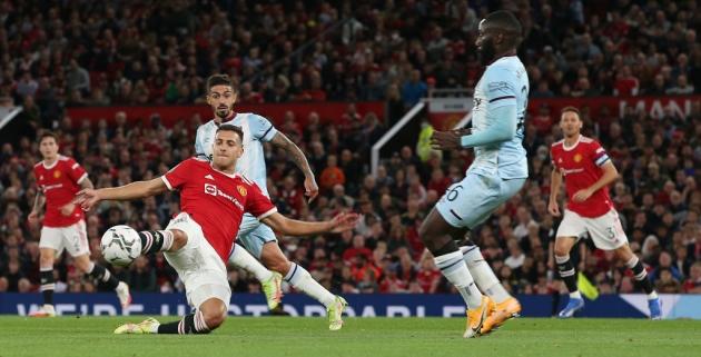 Thật may cho Solsa vì điểm sáng M.U đã hé lộ ngay trận thua West Ham - Bóng Đá
