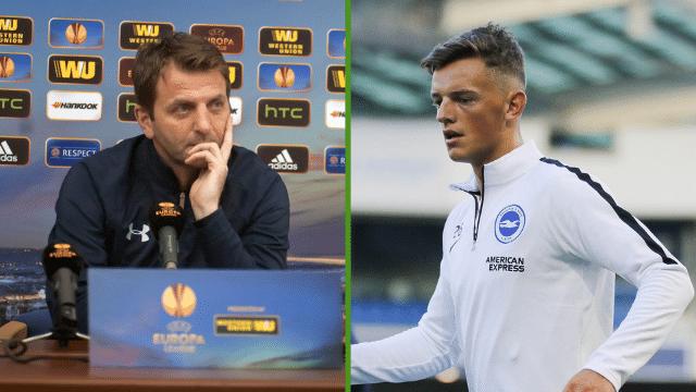 Tim Sherwood Thinks Arsenal Signed The Wrong Brighton Defender - Bóng Đá