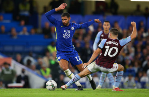 Thomas Tuchel faces difficult Saul Niguez problem after Chelsea's victory against Aston Villa - Bóng Đá