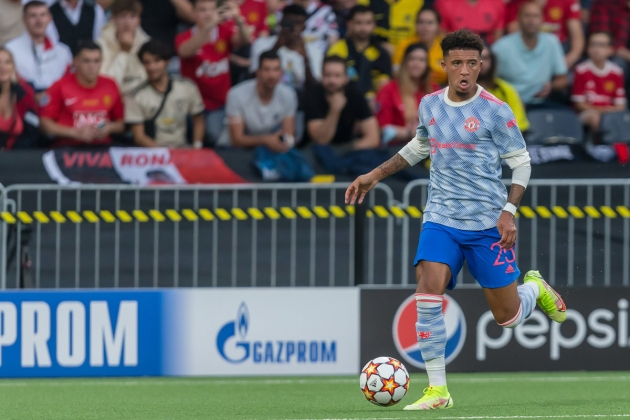he tactical switch Manchester United could make to unlock Jadon Sancho - Bóng Đá