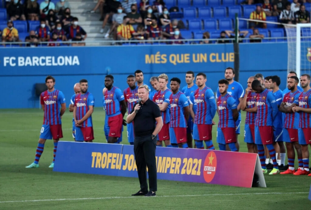 The most ineffective Barcelona attack in memory - Bóng Đá