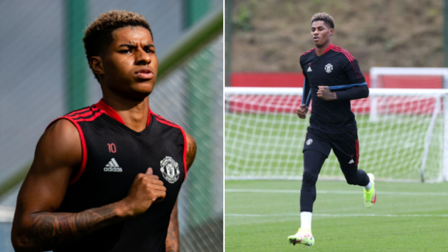 Marcus Rashford issues positive injury update as he closes in on Manchester United return - Bóng Đá