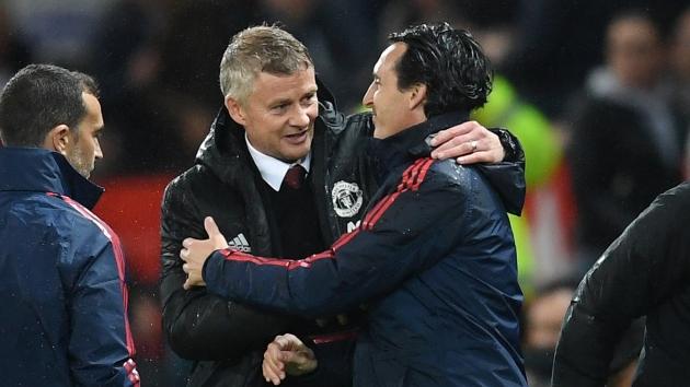 Unai Emery urges Manchester United to keep faith with Ole Gunnar Solskjaer - Bóng Đá