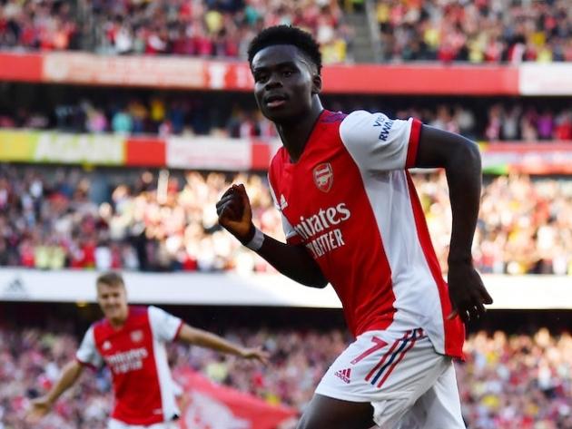 Thierry Henry talks up Saka, Smith Rowe performances in North London derby - Bóng Đá
