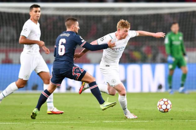 TRỰC TIẾP PSG 1-0 Man City (H2): Man City tăng tốc - Bóng Đá
