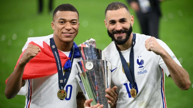Mbappe and Benzema offer Real Madrid thrilling vision of the future with Nations League heroics - Bóng Đá