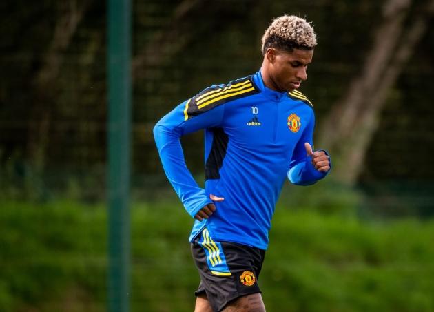 Marcus Rashford reveals he played through pain for 11 months as Manchester United forward nears return - Bóng Đá
