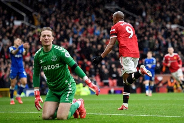 Anthony Martial has given Manchester United an unexpected problem - Bóng Đá