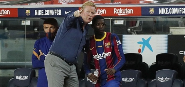 Manchester United and Man City must avoid any Ousmane Dembele transfer temptation - Bóng Đá