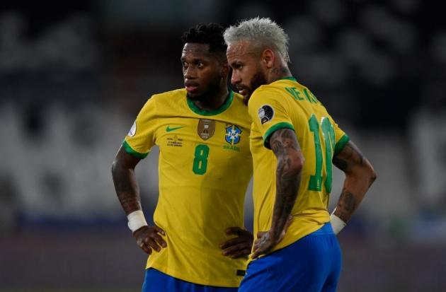 Brazil teammates to Neymar: Please don't quit after World Cup - Bóng Đá