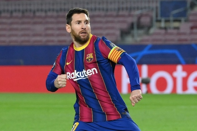 The shadow of Messi's goals looms large - Bóng Đá