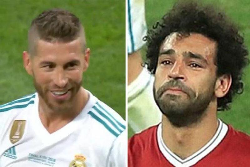 NÓNG! Liên đoàn Judo Châu Âu lên tiếng về màn khóa tay của Ramos với Salah - Bóng Đá