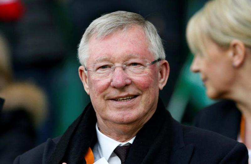 Sir Alex Ferguson xuất viện sau gần 1 tháng điều trị xuất huyết não - Bóng Đá