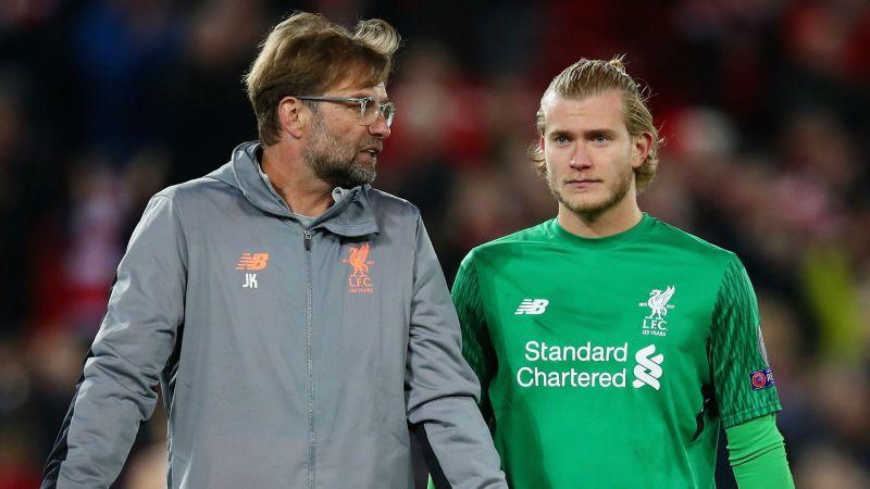 Karius rời Liverpool, HLV Jurgen Klopp nói gì? - Bóng Đá