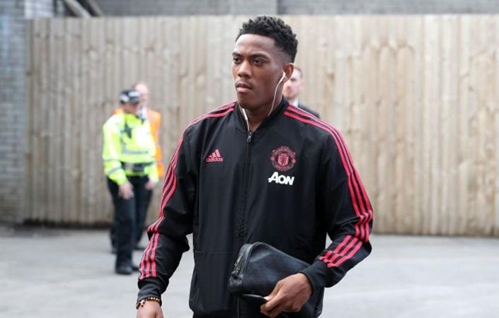 Chịu hết nổi Man Utd, Martial đưa ra quyết định sau - Bóng Đá