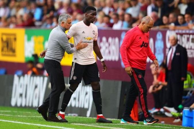 CHÍNH THỨC: Pogba xác nhận có thể rời Man United - Bóng Đá