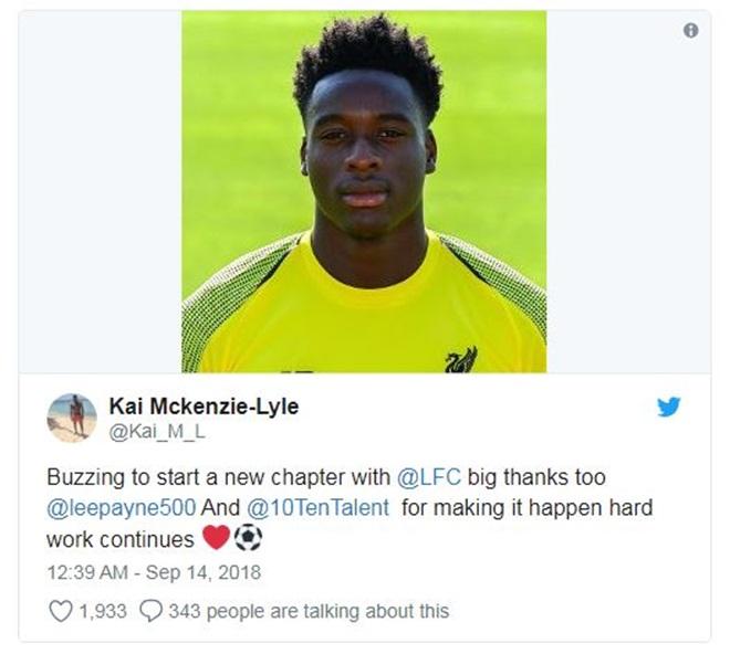 CHÍNH THỨC: Liverpool chiêu mộ thành công
