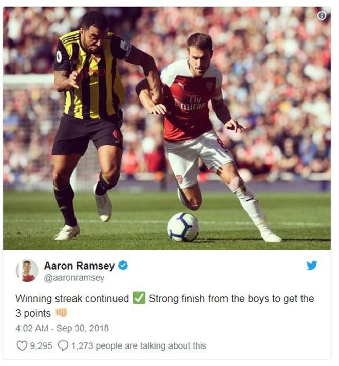 Đây, lý do Ramsey sẽ từ chối Liverpool và ở lại Arsenal - Bóng Đá