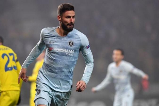 Chelsea thắng trận, Giroud tiết lộ bí quyết ghi bàn - Bóng Đá