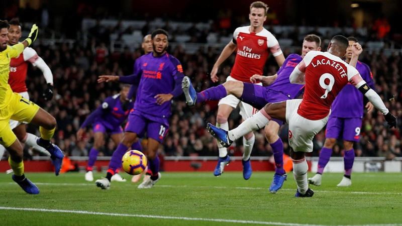 Arsenal: Xong Europa League, giờ tới Tottenham - Bóng Đá