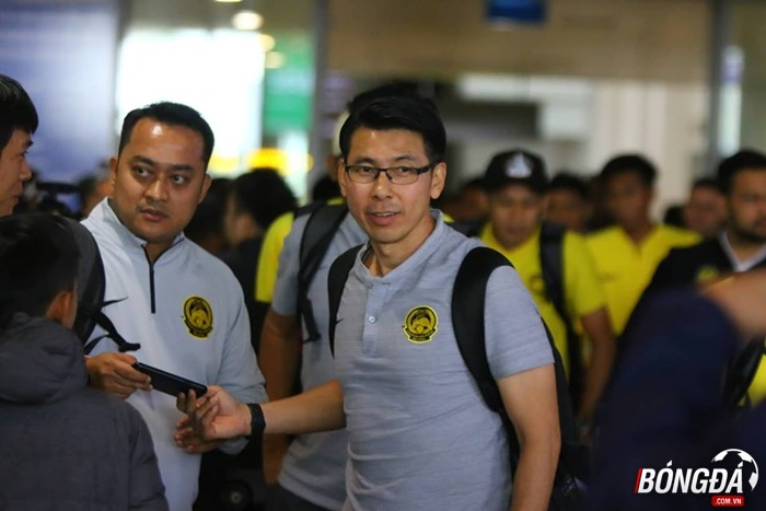 Trực tiếp: ĐT Malaysia