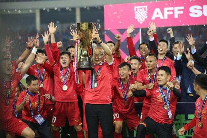 Việt Nam vô địch AFF Cup, báo Trung Quốc khen ngợi một người - Bóng Đá