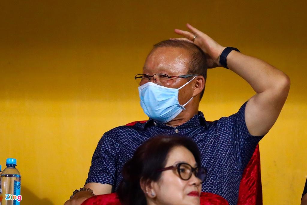 Vì sao ông Park không cần lo dù tuyển thủ Việt Nam sa sút? - Bóng Đá