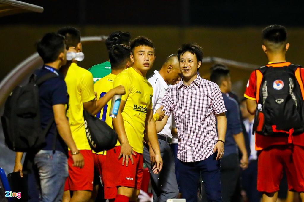 Thay tướng đổi vận không phải thuốc tiên ở V.League - Bóng Đá