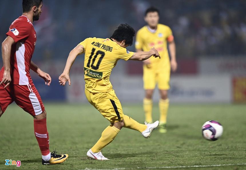 HAGL thăng hoa, vùi dập nhà đương kim vô địch V-League - Bóng Đá