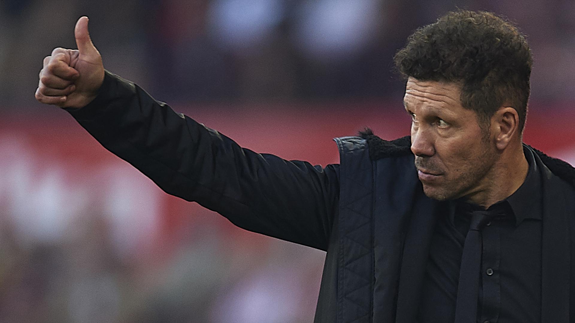 Atletico tiến gần chức vô địch, Simeone liền lên tiếng - Bóng Đá