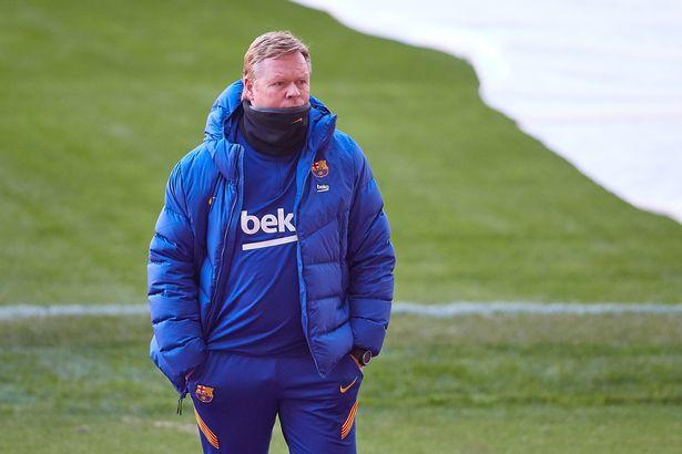 Thay Koeman, Barca nhắm ứng viên