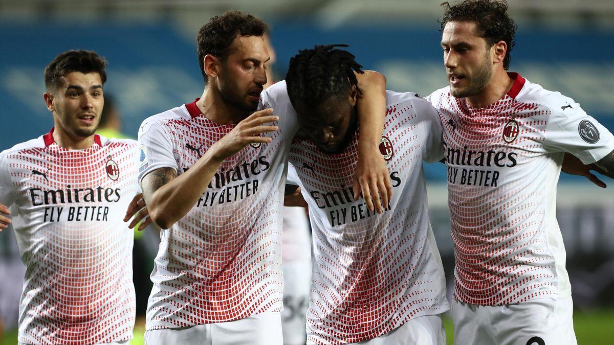 AC Milan xác lập thành tích chưa từng có trong lịch sử Serie A - Bóng Đá
