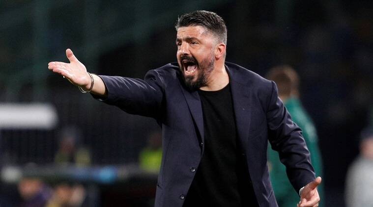 CHÍNH THỨC: Mất suất Champions League, Chủ tịch Napoli đăng đàn sa thải Gattuso - Bóng Đá