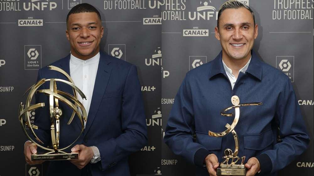 Ai xuất sắc nhất Ligue 1 mùa 2020/21?  - Bóng Đá