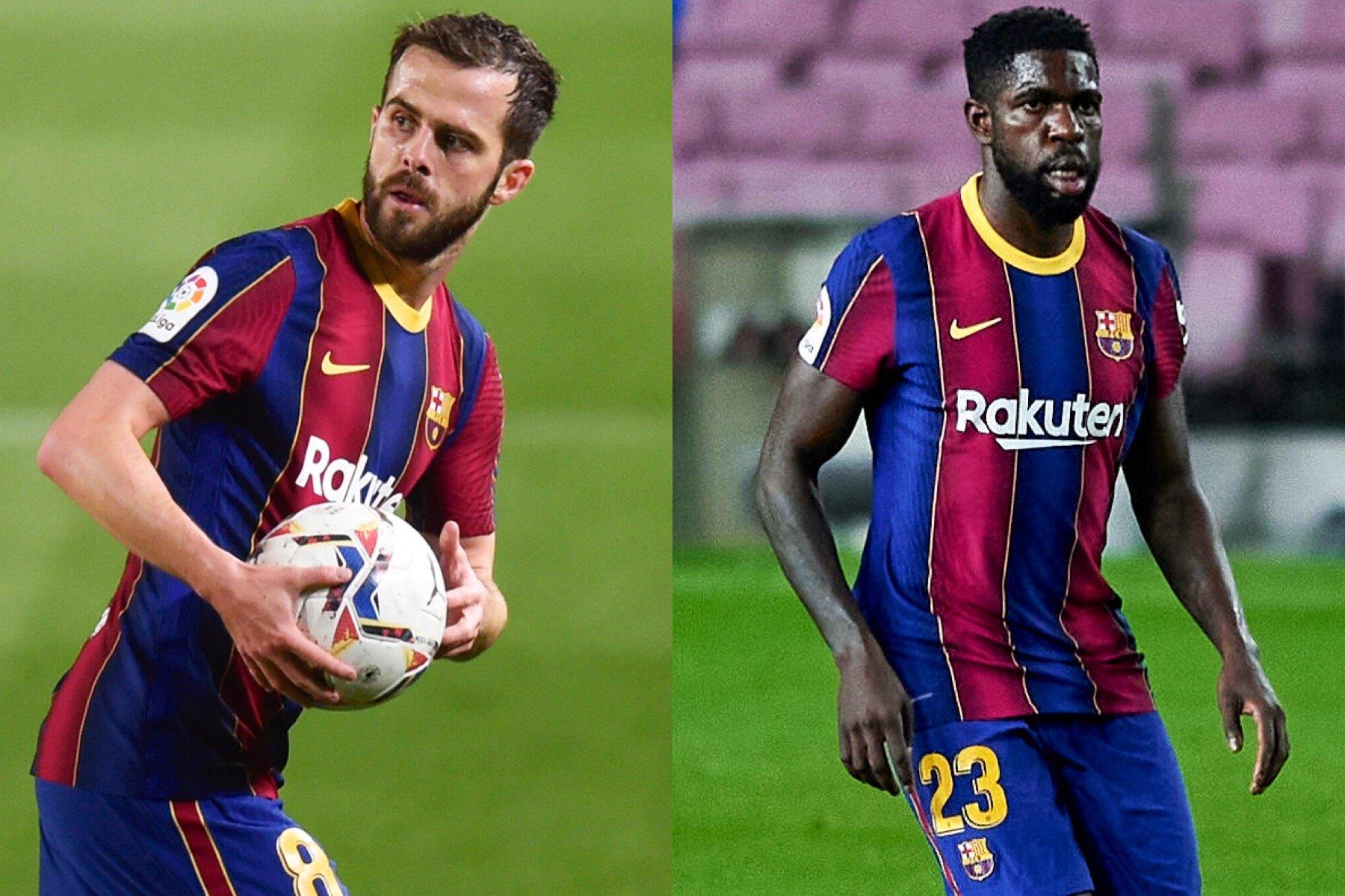 Barcelona chỉ thẳng 2 cái tên nên tìm bến đỗ mới - Bóng Đá