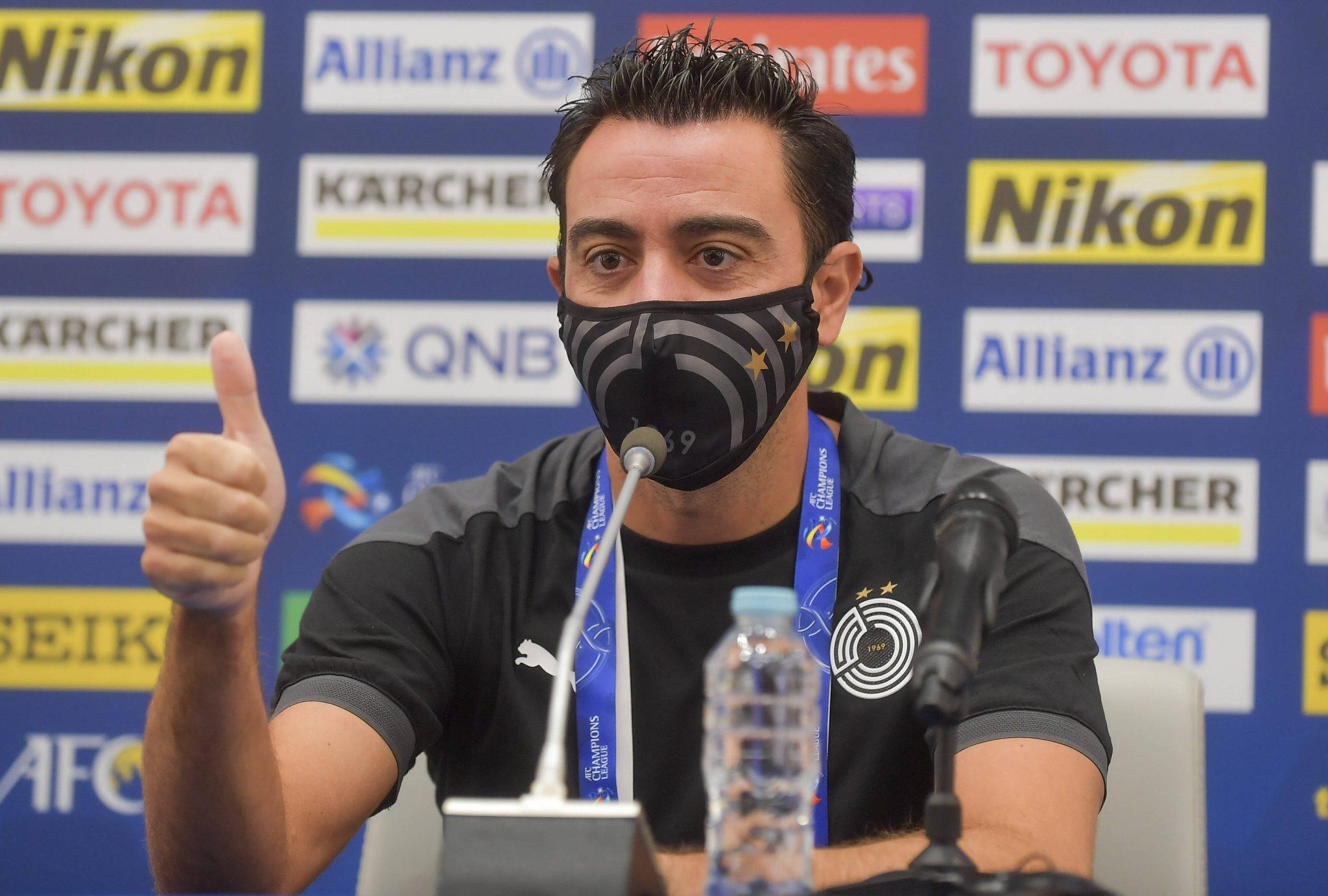 Xavi lên tiếng về ghế HLV Barcelona - Bóng Đá