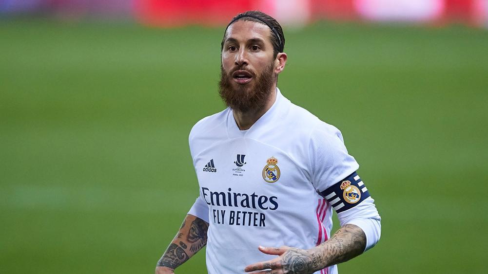 Rời Real Madrid, Ramos có thể đến bến đỗ không ngờ - Bóng Đá