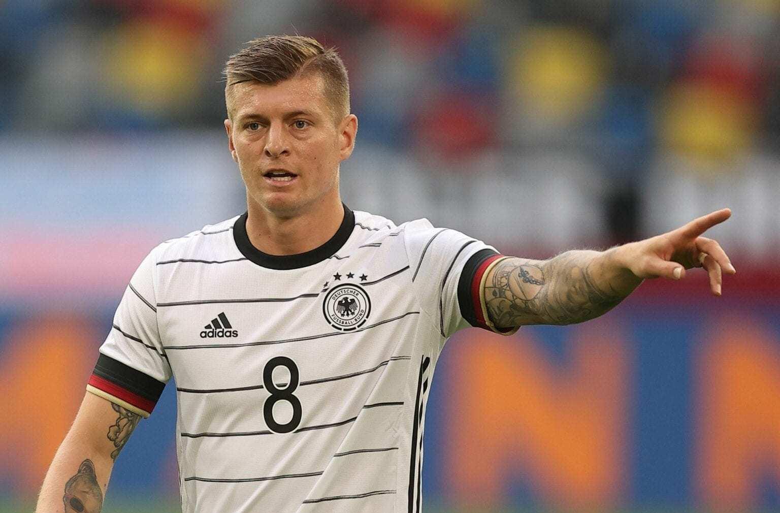 Tuyển Đức bị chỉ trích, Toni Kroos phá vỡ im lặng  - Bóng Đá