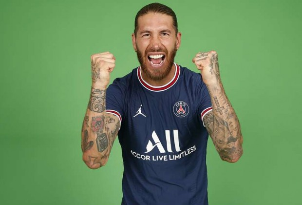 Tới PSG, Sergio Ramos chỉ thẳng sao muốn được làm đồng đội  - Bóng Đá