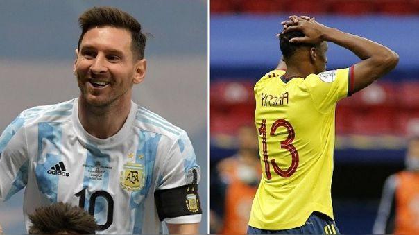Bị Messi trêu chọc, Yerry Mina phá vỡ im lặng  - Bóng Đá