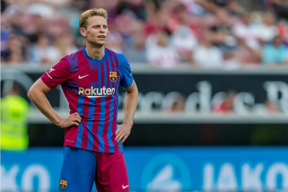 Frenkie De Jong nói thẳng suy nghĩ về sức mạnh hiện tại của Barca  - Bóng Đá