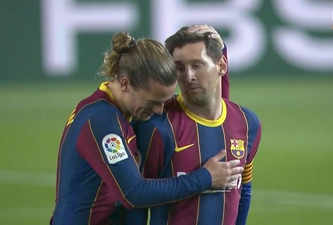 Koeman chỉ ra cái tên sẽ thay thế Messi tại Barcelona  - Bóng Đá