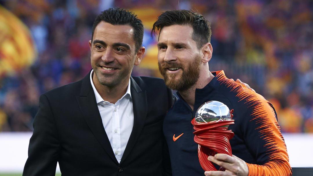 Messi rời Barca, Xavi phá vỡ im lặng  - Bóng Đá
