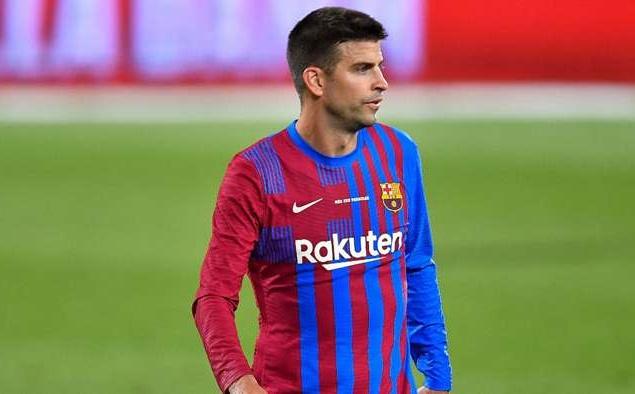 Pique làm 1 điều cao cả, Barca lập tức gửi lời cảm ơn  - Bóng Đá