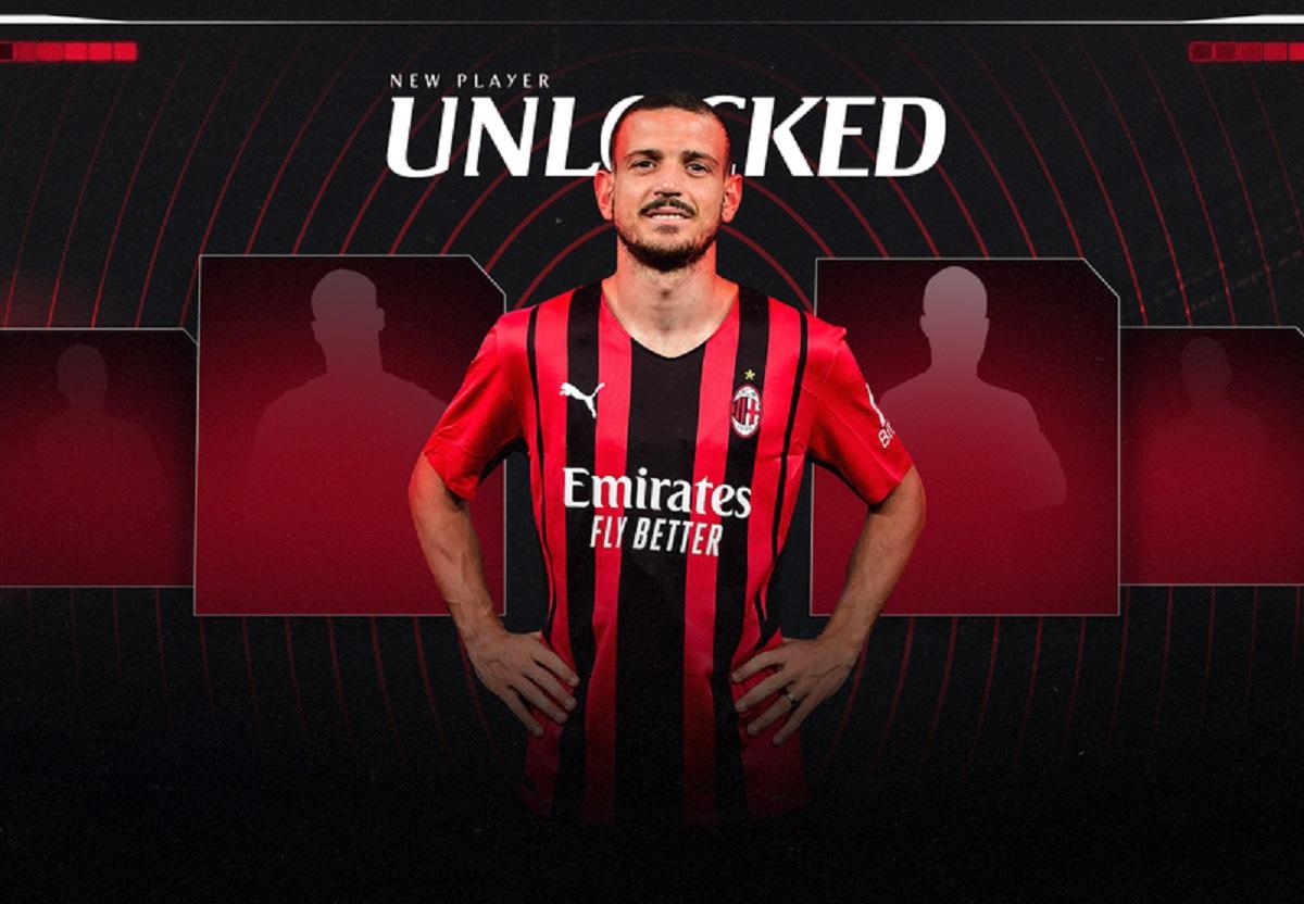 CHÍNH THỨC! AC Milan chiêu mộ thành công nhà vô địch EURO  - Bóng Đá