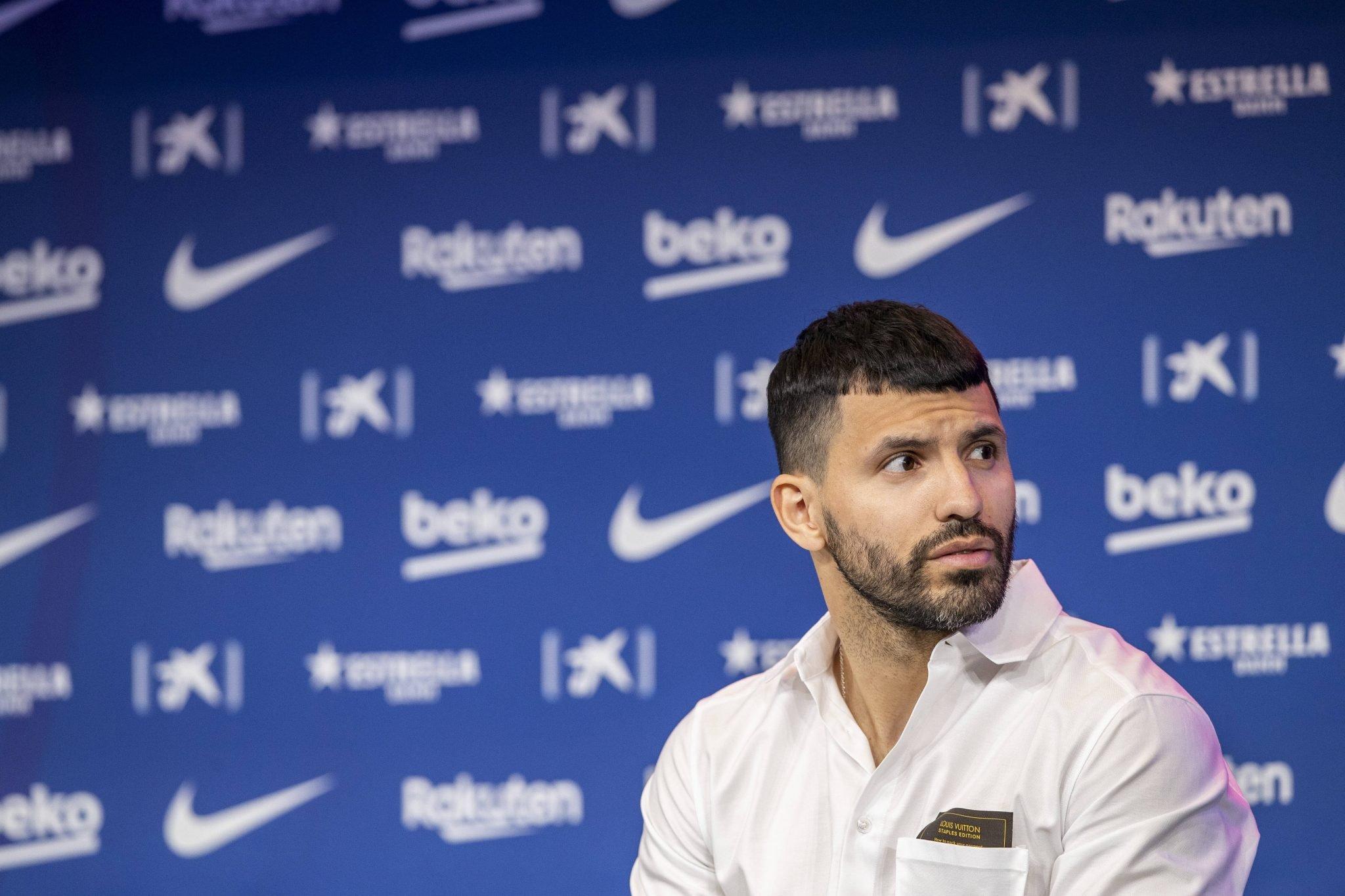 Messi rời đi, Aguero lên tiếng về tin đồn chia tay Barca  - Bóng Đá