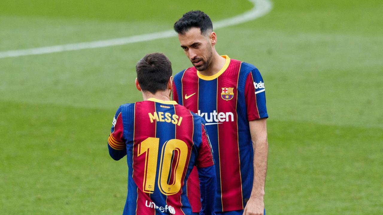 Barca gặp Bayern, Busquets thừa nhận sốc vì Messi  - Bóng Đá