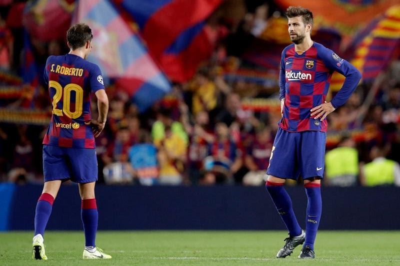 Barcelona đang gặp khó khăn trong giai đoạn đầu mùa giải 2021/2022 - Bóng Đá