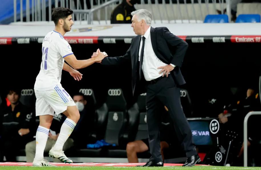 Asensio tỏa sáng, Ancelotti phấn khích vì 1 điều  - Bóng Đá