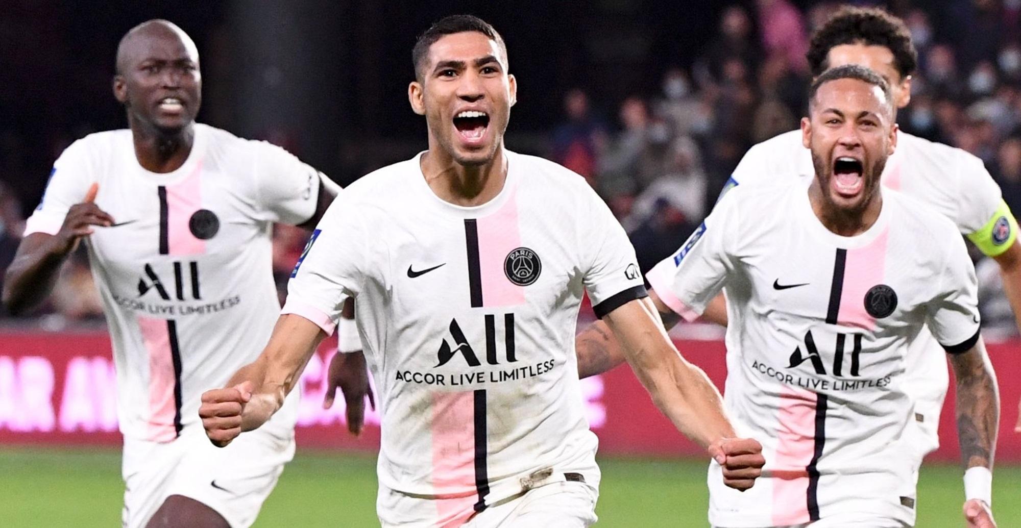 Đội hình tiêu biểu vòng 7 Ligue 1: Cơn lốc cánh phải, đại thắng 6-0 - Bóng Đá